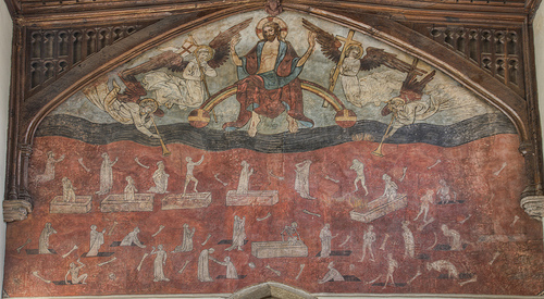 Medieval Wall Painting Restoration