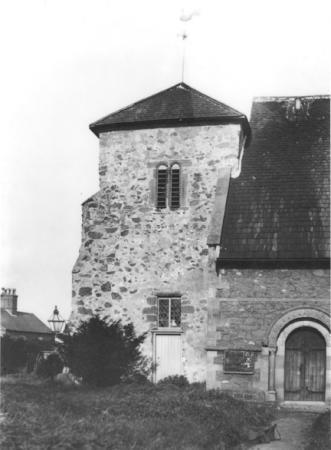 Bagworth Church
