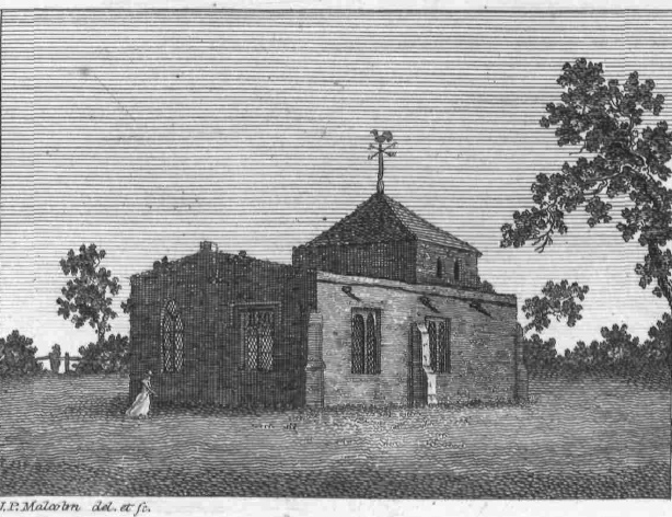 Bagworth Engraving