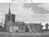 Belgrave 18th century engraving