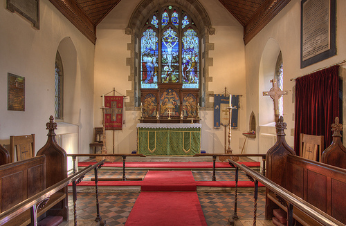 Bitteswell Chancel