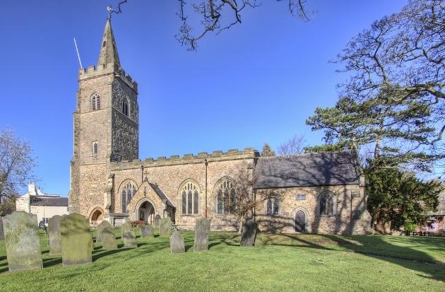 Bitteswell Church