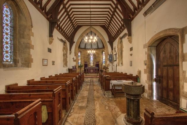 Blaston Church Leicestershire Rutland Church Journal