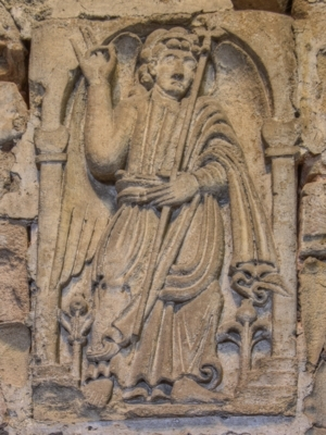 Breedon Angel