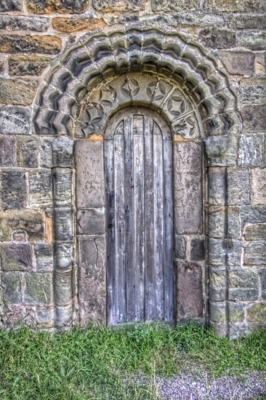 Breedon Norman Doorway