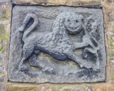 Breedon Saxon Carving