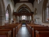 Broughton Astley Interior Nave to Chancel