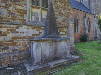 Carlton Curlieu Tomb
