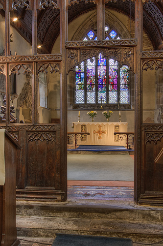 Cossington Chancel