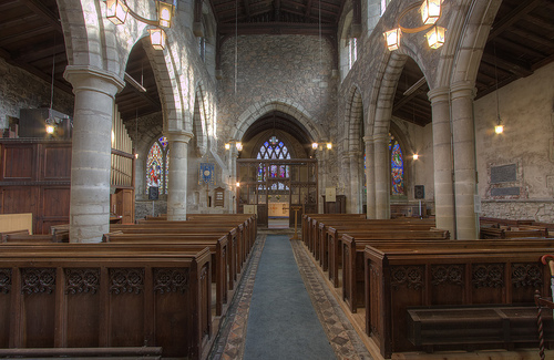 Cossington Nave & Chancel