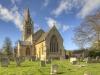 Exton church Rutland Exterior