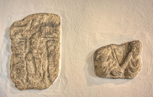 Great Glen Saxon Carvings