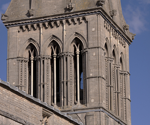 Ketton Church Tower