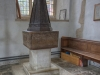 Lyddington Church Font