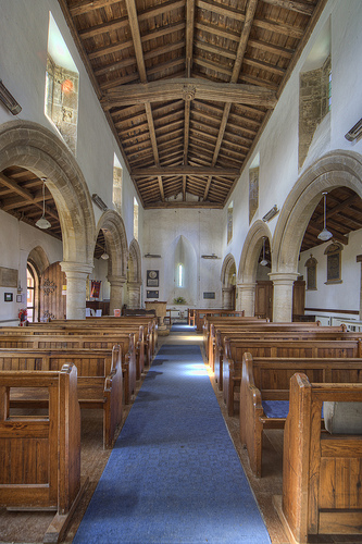 Manton Church Nave