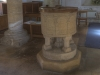 Manton Church Font