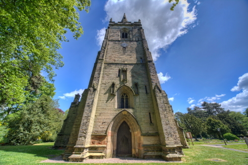 Market Bosworth Church Tower