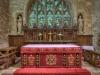 Market Bosworth Church Altar