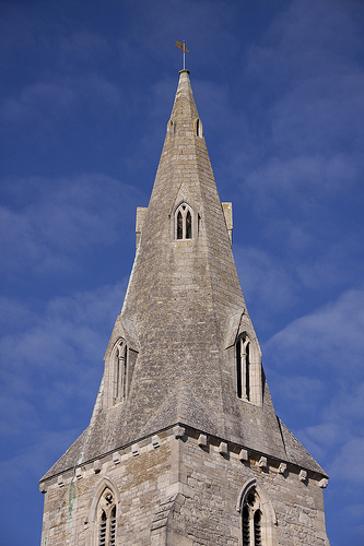 North Luffenham Church Tower