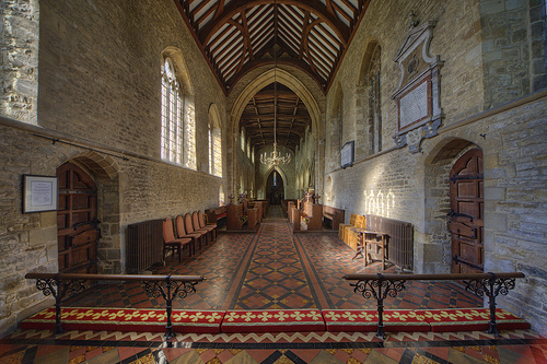 North Luffenham Chancel View
