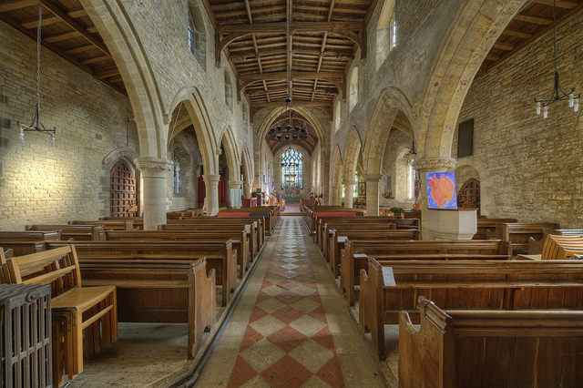 North Luffenham Nave