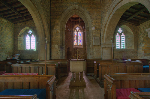 Preston Nave and Font