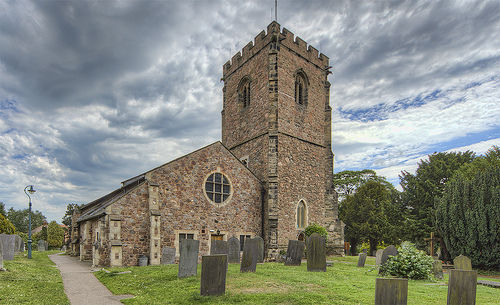 Quorn Church