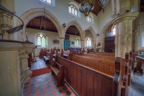 Saddington Church