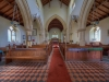 Saddington Church  Nave