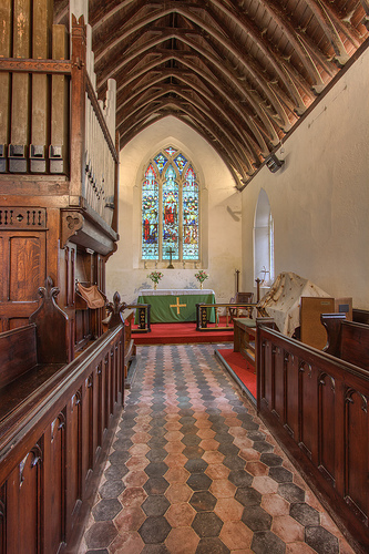 Shackerstone Chancel