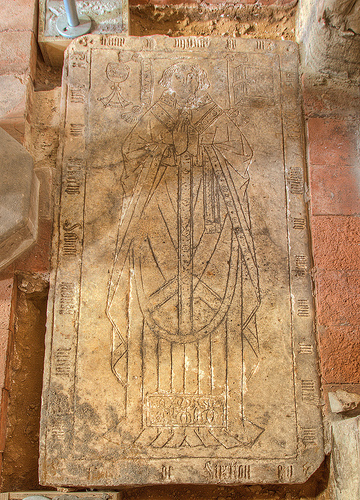 Stretton Grave Slab