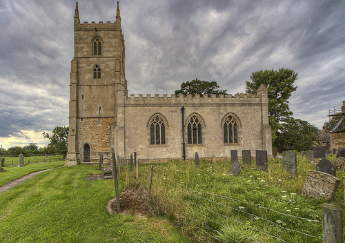 Teigh Church Rutland