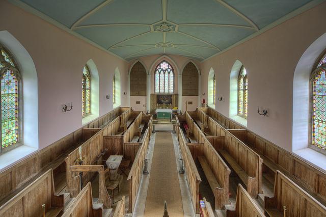 Teigh Church Rutland