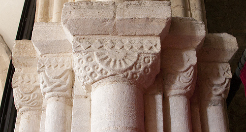 Tixover Norman Detail