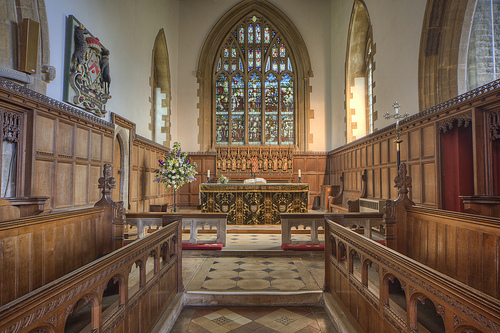 Whissendine Church Chancel