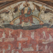 Medieval Wall Paintings In Leics & Rutland