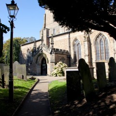 Bottesford & Lutterworth Churches Google Inside