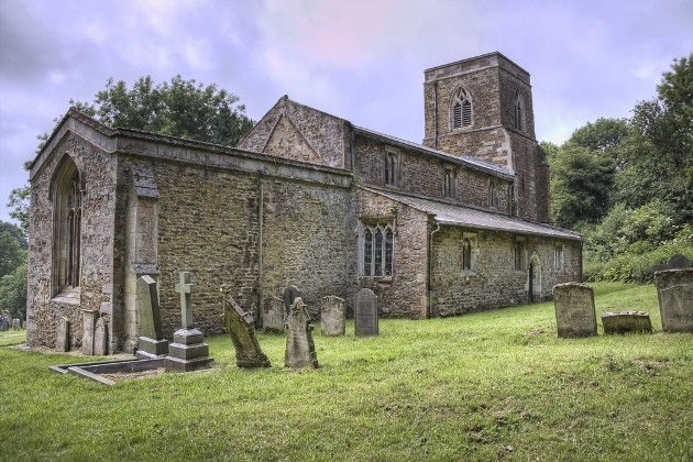 Loddington Church